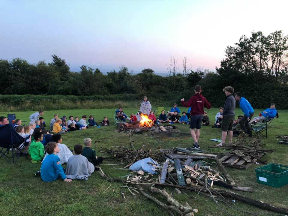 Group Camp July 2019