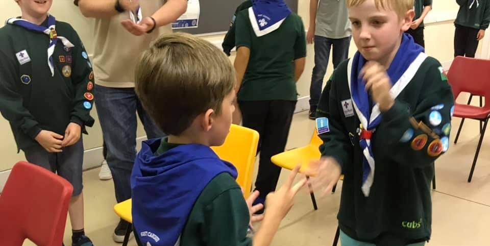 Returning to Scouting!